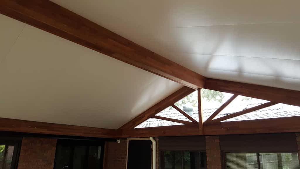 Insulated Roof Verandah