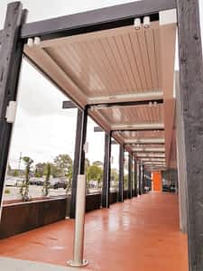 Louvres Melbourne 8 Shopping Centre Multiple Ultimate Louvre Project Braybrook 1920