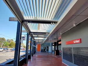 Louvres Melbourne Shopping Centre Braybrook Multiple Ultimate Louvre Project P44 1 scaled