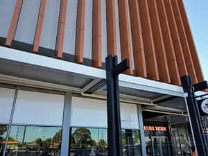 Louvres Melbourne Shopping Centre Braybrook Multiple Ultimate Louvre Project P7 scaled