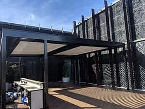Louvres Melbourne Ultimate Louvre Deck Hotel Roof Top bar St Kilda2 scaled