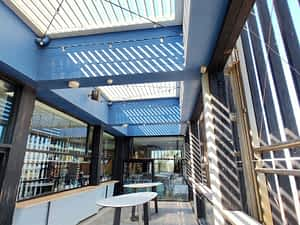 Louvres Melbourne Ultimate Louvre Multi Bank Stock House Restaurant2 St Kilda scaled