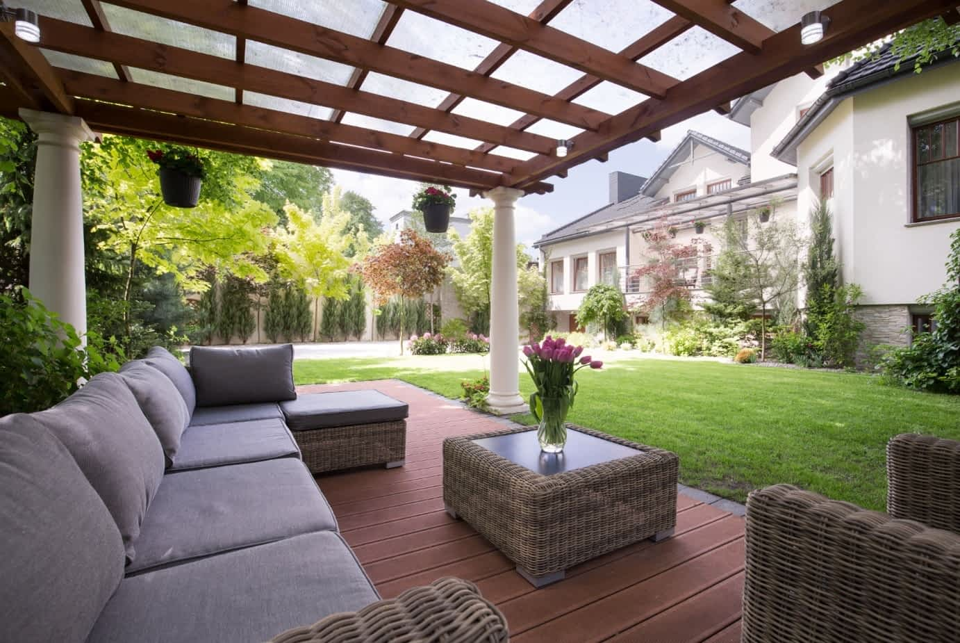 Turn Your Outdoor Space into a Resort-like Luxury!
