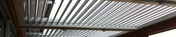 Portsea - Opening and Closing Louver Project