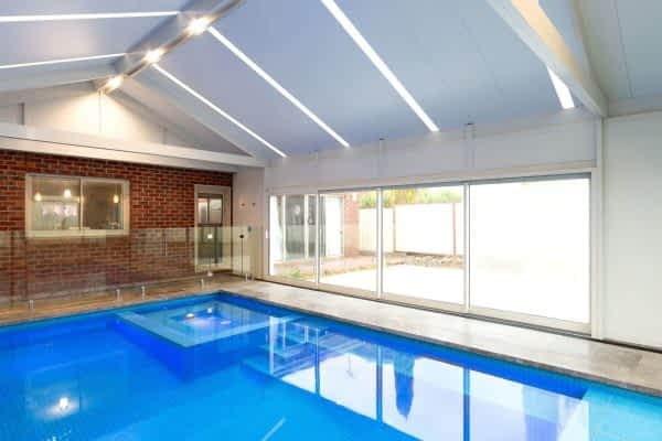 Insulated Pool Room - Shademaster - Cairnlea - Melbourne