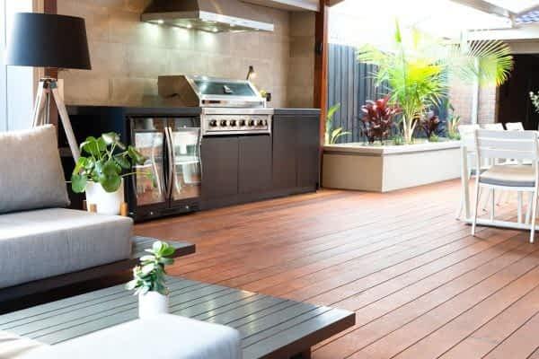 Outdoor Room, insulated roof kitchen, deck - Berwick - Australia