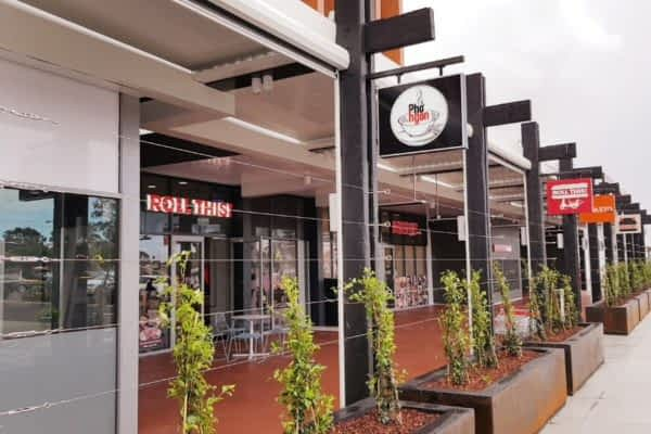 Shopping Centre - Multiple Ultimate Louvre Project - Braybrook