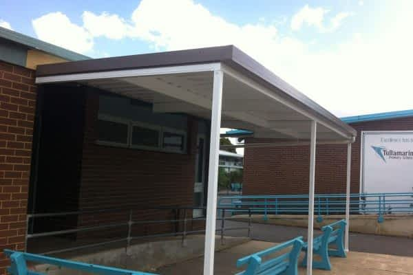 9 Tullamarine Primary School -Shelter to classroom - Tullamarine-1920