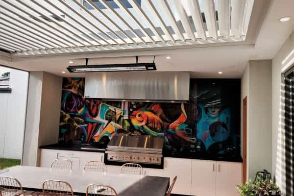 Ultimate Louvre & Insulated Outdoor Room - Australia