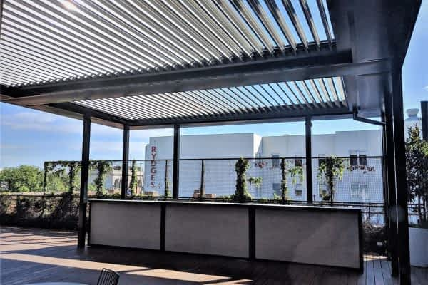 Deck Hotel & Roof Top bar - Ultimate Louvre P2 - St Kilda